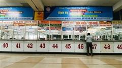 2 bến xe lớn nhất Sài Gòn 'ngấm đòn' Covid-19, nhà xe hạ giá vé vì ế khách trong dịp nghỉ lễ Quốc khánh
