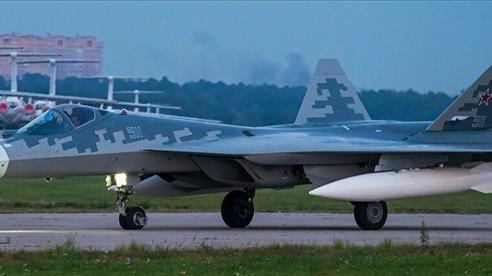 Máy bay chiến đấu Su-57 sẽ có áo tàng hình