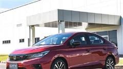 Giá xe ôtô hôm nay 2/9: Honda City giảm nhẹ
