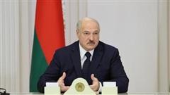 Tổng thống Belarus cảm ơn truyền thông Nga 'chia lửa'