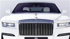 Rolls-Royce Ghost thế hệ mới trình làng: 'Bóng ma' với thiết kế 'mặt cười' ma mị, phá cách hẳn so với Phantom