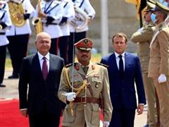 Tổng thống Pháp Macron cam kết ủng hộ chủ quyền của Iraq