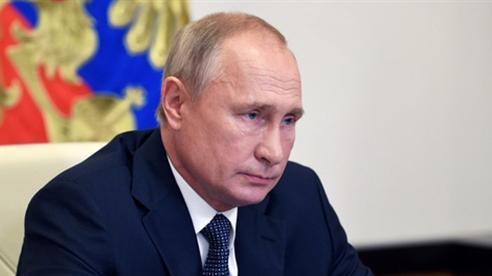 Ông Putin nói rõ: Phát xít Đức đã tấn công Liên Xô