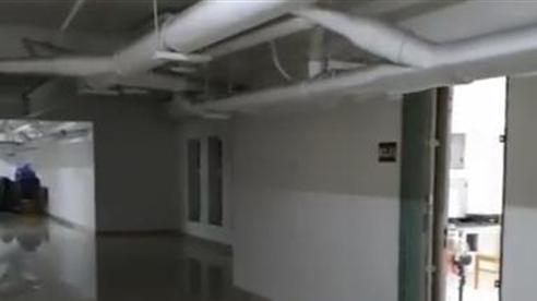 Cưỡng chế tháo dỡ 43 căn hộ trái phép tại Oriental Plaza