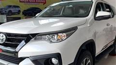 Toyota Fortuner tiếp tục giảm sập sàn: Cao nhất hơn 150 triệu đồng, 15/9 dự kiến ra mắt bản mới