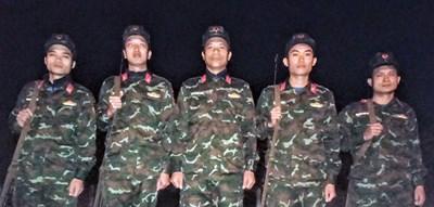Đội tuyển bắn tỉa Quân đội nhân dân Việt Nam lần đầu lên ngôi