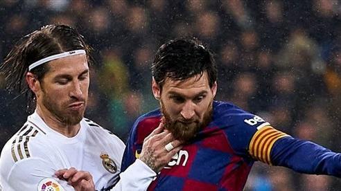 'Kẻ thù' Sergio Ramos mong Messi đừng rời Barca