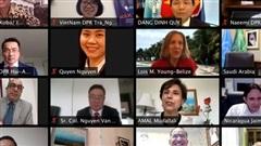 Phái đoàn Việt Nam tại New York tổ chức Lễ kỷ niệm trực tuyến 75 năm Ngày Quốc khánh 02/9