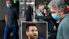 Messi nằng nặc đòi rời Barca: 'Nhân vật chính' chỉ là con rối trong tay 'Bố già' xảo quyệt