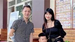 Sao Việt gây chú ý với loạt khoảnh khắc đưa con tới trường khai giảng năm học mới