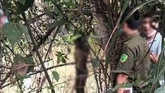 Hà Nội: Vợ bị sát hại hôm trước, hôm sau phát hiện chồng tử vong trong tư thế treo cổ ở ven sông