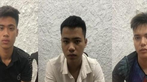 Tạm giữ 3 thanh niên đánh võng 'trêu ngươi' cảnh sát giao thông