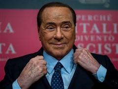 Cựu Thủ tướng Italy Silvio Berlusconi có kết quả dương tính