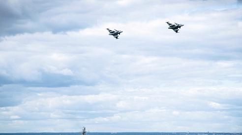 Thụy Điển 'báo động' khi Nga đổ quân tập trận gần biển Baltic