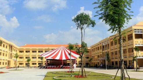 Khánh thành Trường THCS - THPT Phan Văn Đáng ở Vĩnh Long