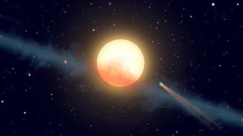 Bằng chứng sốc về sự sống 'không thể tin nổi' chiếm cứ các 'mặt trời ma'