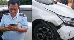 Vì sao không khởi tố sếp hải quan lái xe gây tai nạn?