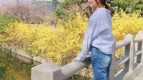 3 kiểu quần jean tôn dáng cho nàng công sở vòng 3 khiêm tốn
