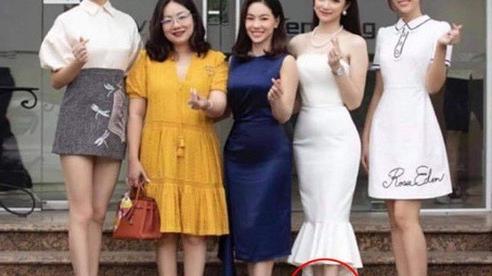 Hương Giang bị dân tình soi chuyện chỉnh ảnh quá đà tới mức chân cũng biến dạng