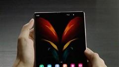 Galaxy Z Fold 2 - Siêu phẩm màn hình gập lên kệ ngày 18/9
