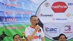 Doanh nghiệp Việt Nam tại Campuchia thi đấu thể thao chào mừng 75 năm Quốc khánh