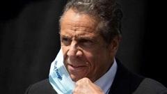 Thống đốc New York không tiếc lời chỉ trích Tổng thống Trump