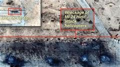 Syria hứng không kích từ phía căn cứ Mỹ?