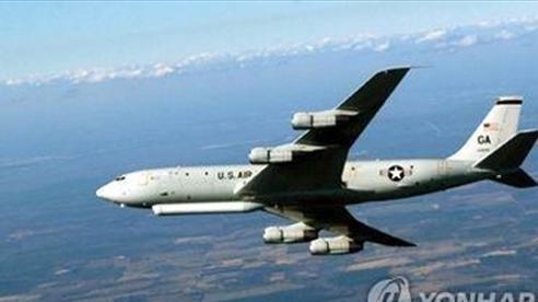 Máy bay do thám Mỹ bay qua Hàn Quốc