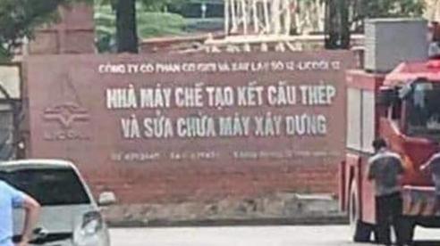 Xác định danh tính nạn nhân tử vong trong vụ nổ ở khu công nghiệp Phú Thị