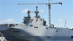 Báo Mỹ: Tàu sân bay trực thăng Nga mạnh nhất thế giới
