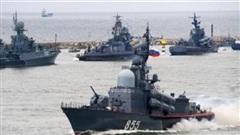 Thụy Điển báo động quân đội khi tàu Nga tiến sát Gotland