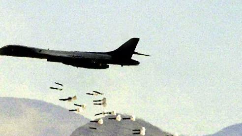 Mỹ sẽ sớm loại bỏ bom chùm- 'sát thủ thời bình'?