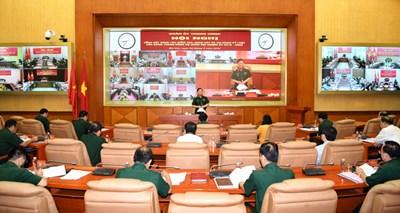 Tổng kết công tác kiểm tra, giám sát và thi hành kỷ luật của Đảng trong Đảng bộ Quân đội nhiệm kỳ 2015-2020
