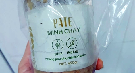 Quảng Nam thu hồi thêm 12 sản phẩm cùng xuất xứ với pate Minh Chay