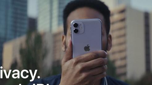 Apple tung quảng cáo hài hước mới về quyền riêng tư trên iPhone