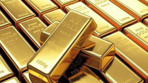 Giá vàng thế giới chiều 4/9 tăng trở lại