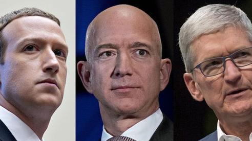Tài sản của 10 tỷ phú công nghệ 'bốc hơi' 44 tỷ USD chỉ sau 1 đêm
