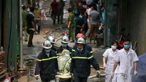 Giám đốc công ty môi trường bị tuyên phạt hơn 6 năm tù sau vụ 8 người chết cháy ở Hà Nội