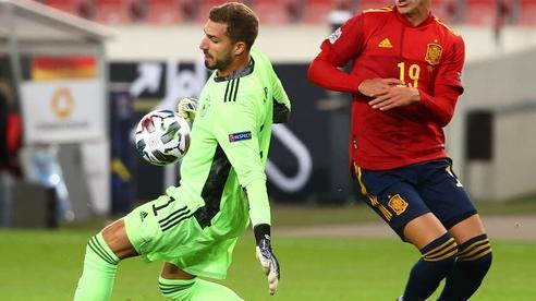 Ngỡ ngàng phút cuối đại chiến Đức - Tây Ban Nha ở Nations League