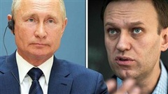 'Một thế lực chính trị nào đó': Báo Anh nói về muôn kiểu tránh nhắc tên thủ lĩnh đối lập của TT Putin