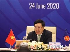 Hội nghị Bộ trưởng Ngoại giao ASEAN lần thứ 53 sẽ diễn ra trực tuyến