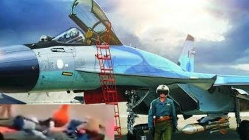 NÓNG: Thực hư thông tin phòng không Đài Loan bắn rơi tiêm kích Su-35 của Trung Quốc?