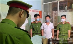 Khám xét nhà đại gia Phạm Thanh
