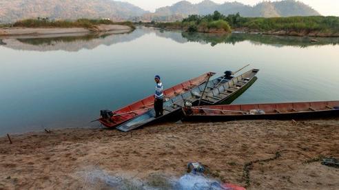Mỹ: Trung Quốc 'thao túng' dòng chảy sông Mekong