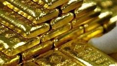 Giá vàng dập dờn quanh mốc 57 triệu đồng/lượng