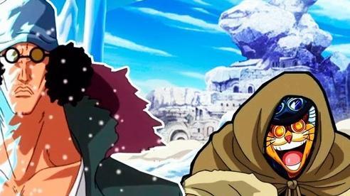 One Piece: 5 điểm nghi vấn về cuộc 'đào ngũ' của Đô Đốc Hải Quân Kuzan, phải chăng tất cả chỉ là một 'cú lừa'