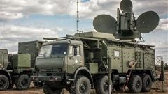 Krasukha-4 khiến hoạt động Quân đội Mỹ tại Syria bị tê liệt