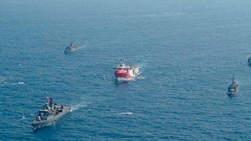 Thổ Nhĩ Kỳ, Hy Lạp đàm phán giảm căng thẳng tại Đông Địa Trung Hải