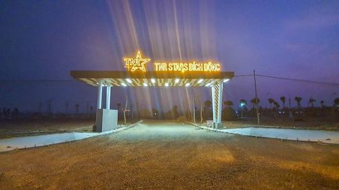 TNR Stars Bích Động gấp rút hoàn thiện hạ tầng, chuẩn bị bàn giao
