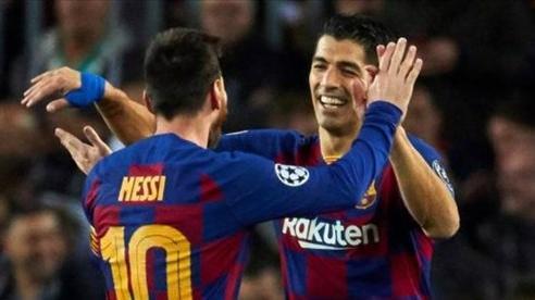 Messi ở lại, Barca đồng ý không 'đuổi' bạn thân Luis Suarez